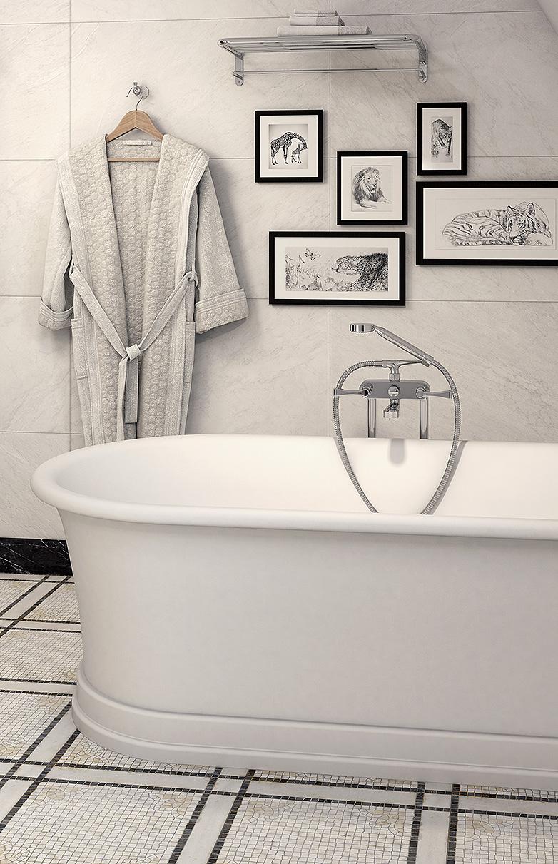 Baignoire showroom THG BATH CONCEPT