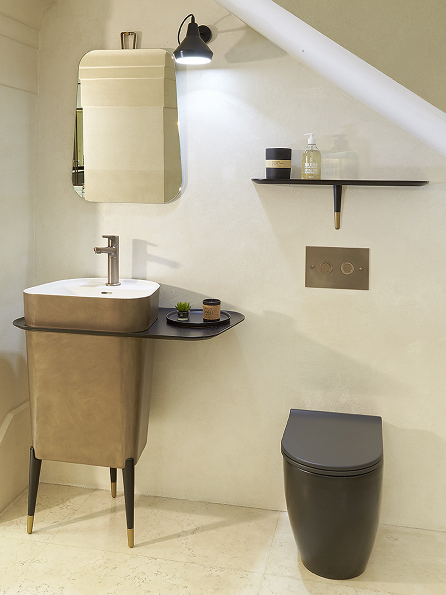 Ambiance toillette By THG BATH CONCEPT