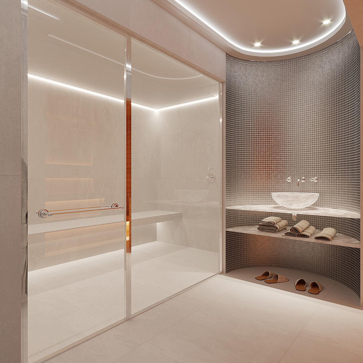 Ambiance spa de luxe by THG BATH CONCEPT