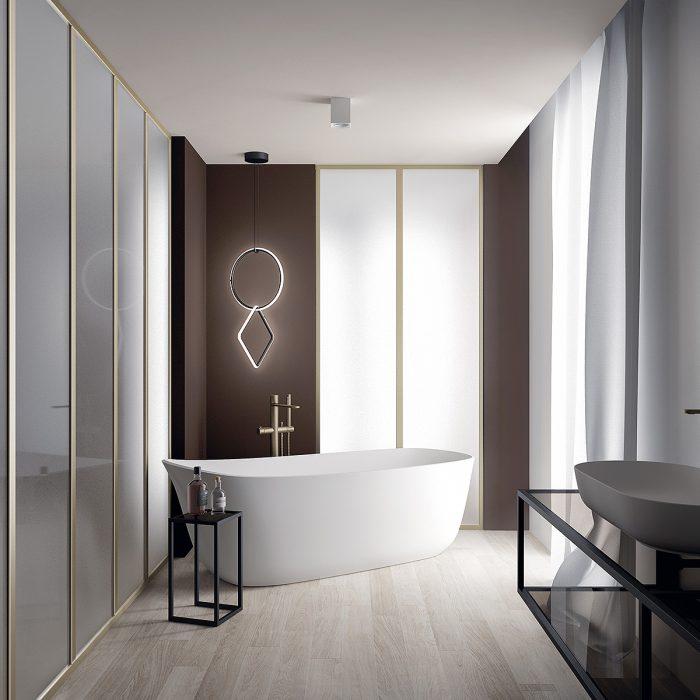 Ambiance salle de bain - showroom