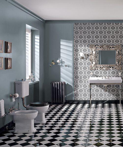 Style Retro - Toilette