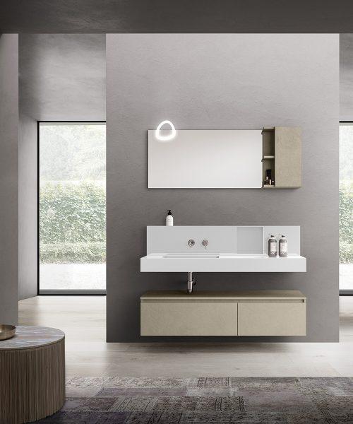 Installation salle de bain de luxe - Contemporain